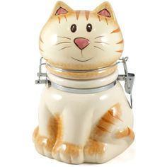 Boston Warehouse Cat Hinged Jar Sitting Pretty for sale online