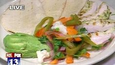 Z'Tejas~~Pickled Veggies~~Ingredients:  1 qt. water (hot)  1 cup. white vinegar  4 Tbs. sugar  1/4 lb. red onion  1/4 lb. anaheim green chiles (remove stem)  1/3 lb. carrots  1/3 lb. cauliflower  1/3 lb. red bell peppers  1/8 lb. cilantro whole  1 tsp. tabasco    Intructions:    Add water, sugar and vinegar to saucepan.  Place on high and bring to a boil for two minutes.  Add onions, carrots, cauliflower and peppers and turn off heat.  Remove from stove and place a bowl on top of peppers to…