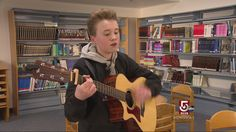 Jeffrey Eli Miller is a star on Vine, singing songs six seconds at a time