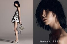Marc Jacobs S/S 2015 Campaign | The Fashionography