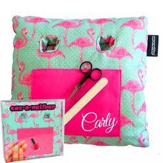 Flamingo Personalised Coz E Nailbar #personalisednailbar