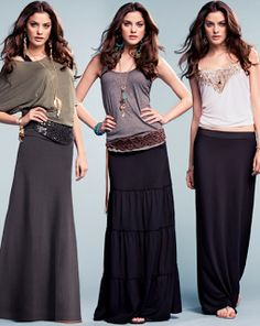 6 Fashion Trends Seen in summer 2013