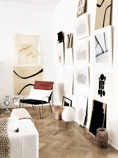 jonas ingerstedt, elle decor, interiors, home, apartment, sunday sanctuary, oracle fox