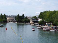 Bassin de la Villette - not far from Jean-Luc's studio in the arrondissement. Paris, Provence, Studio, City, Image, Love, Montmartre Paris, Provence France, Paris France
