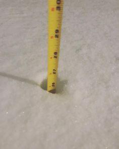 26 inches @ 7pm. Central Jersey. #blizzard #blizzard2016 #blizzardjonas #winter #snow by alemu28