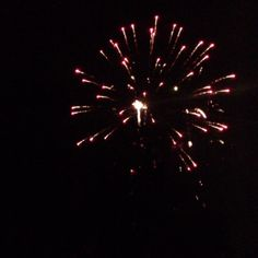 Awesome fireworks at The Wigwam from the 4th of July Great American Celebration!