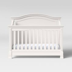Million Dollar #Baby Classic Louis 4-In-1 Convertible #Crib With #Toddler Bed Conversion Kit