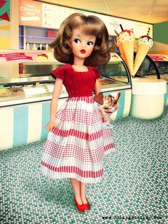 """I got super lucky with a nice little """"lot"""" last week that i managed to get for a steal as the dolls needed a wee bit of TLC. Tammy Doll, Barbie Collection, Just For Fun, Vintage Barbie, Type 3, Dolls, Facebook, Pink"""