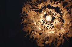 Shell Lamp by Verner Panton