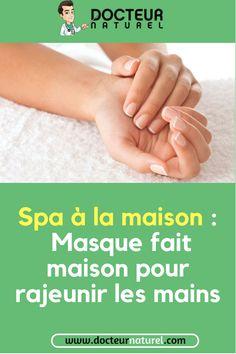 Voici ce que vous devez faire pour avoir des mains douces et parfaites #main #peau #soin #beauté #douce Hand Care, Homemade Skin Care, Convenience Store, Healthy, Fashion, Tips, At Home Spa, Home Made, Soft Hands