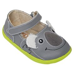 Toddler Girl's Zooligans� Joey Mary Jane Shoes - Grey Space