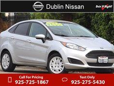 2015 Ford Fiesta S $10,900  miles 925-725-1867  #Ford #Fiesta #used #cars #DublinNissan #Dublin #CA #tapcars