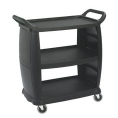 Carlisle Food Service Products Bussing and Transport Cart