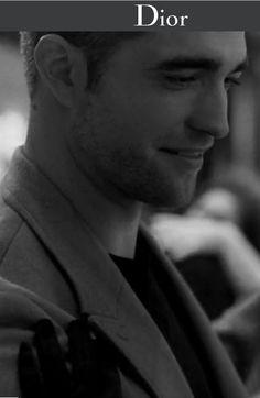 Robert Pattinson ❤ DIOR ROB