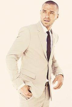 Jesse Williams (Avery from Greys Anatomy