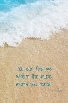 Inspiring Beach Quotes