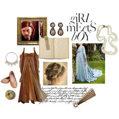 Cesare Borgia, created by summersdream on Polyvore