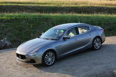 Maserati Ghibli III (M157)