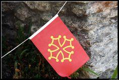 Occitan flag by Giancarlo Gallo