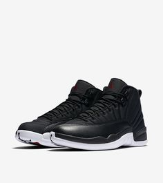 The Air Jordan 12 Black Nylon is officially introduced. Look for the model to debut at Jordan Brand stores on September Air Jordan Retro, Air Jordan Shoes, Air Jordan Xii, Jordan 13, Nike Air Jordans, Nike Air Max, Mens Jordans, Retro Jordans, Best Sneakers