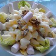 gluten free apple salad for the holidays