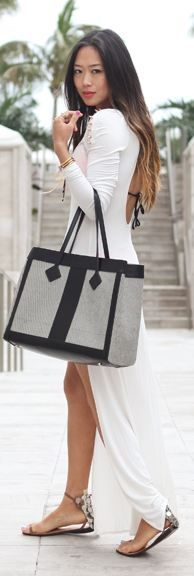 Jason Wu x St. Regis Grand Tourista Bag  OMGbebe.com style