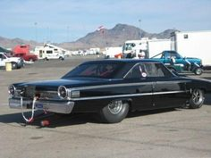 Ford Galaxie Drag Racer Perfect