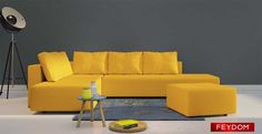 GEMINI Sofa von FEYDOM - Bringt Farbe in dein Leben