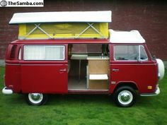 This is the same Bus I own. 1972 VW Riviera