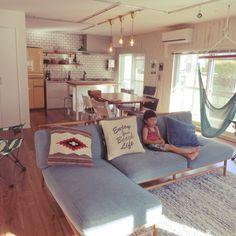 … House Design, Home, Sofa Design, Living Room Decor, House Rooms, House Interior, Home Deco, Interior Design Living Room, Interior Design