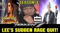RAGE QUIT LEE GETS A LESSON! (Tekken 7 Season 3)- Eddy Gordo Matches, FGC.