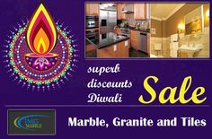 #KaroMilkeTayyari this #diwali for superb discounts on Marble, Granite and Tiles only at the #JaiMataMarble&GraniteHouse  Buy now and give modern luxury to your entryway, living room, bedroom, or office. Hurry…! Have a look…  #Marble, #Granite, #Tiles #Chandigarh, #Mohali, #Panchkula
