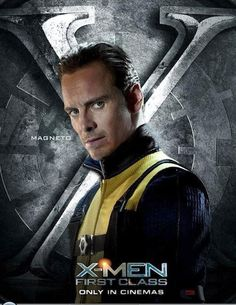 Michael Fassbender as Magneto in X-Men First Class, 2011