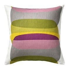 """MALIN FIGUR cushion cover, multicolor Length: 20 """" Width: 20 """" Length: 50 cm Width: 50 cm"""