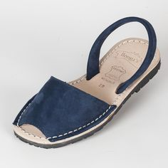 LEATHER NAVY BLUE NUBUCK LEATHER LINING Leather INSOLE Soft leather SOLE Rubber