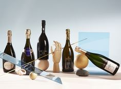"""""""Des bulles & des lettres"""" par Davina Muller pour l'Express Style. Set design : Charlotte Moreau"""