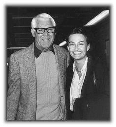 Cary Grant & Barbara Harris  April 15, 1981 till Cary's death on November 29, 1986