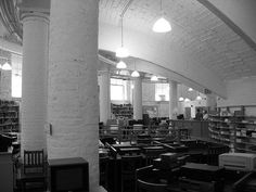 Music Library, Old Cabell Hall, University of Virginia