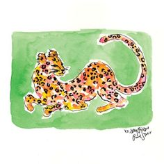 Feeling Frisky! #lilly5x5 | Bungle in the Jungle Inspiration