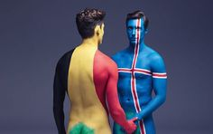 Euro 2016 rivals to spread love, not HIV, in risqué safe sex ad campaign - Gay Star News