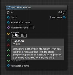HTML / CSS Blueprint node magic for the Blueprint API Reference. ( Now with working tooltips for the pin )
