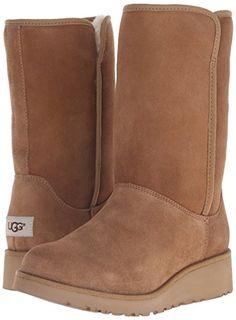 Amazon.com | UGG Women's Amie Winter Boot | Mid-Calf