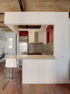 Piso Elix Aragó, 35, Barcelona #rehabilitación #arquitectura #pisos #estilo #cocinas #deco  https://www.facebook.com/elix.es