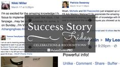 [Success Story Friday] More Proof of Why MLSP Is Where Online Network Marketers Should Be. | My Lead System PRO - MyLeadSystemPRO