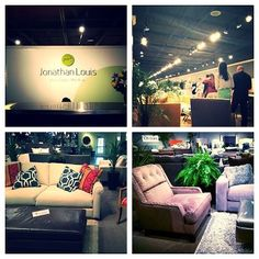 Our #jonathanlouis #showroom at #hpmkt is ready for your viewing pleasure!