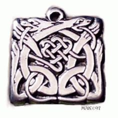 Celtic Hounds - Pewter Pendant - Knotwork Jewelry, Dogs, Norse Necklace, Raventree Pewter, http://www.amazon.com/dp/B007YKOMSA/ref=cm_sw_r_pi_dp_LZKpqb0KK9PHF