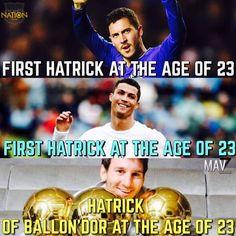 Lionel Messi everyone!