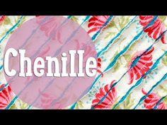 Bolsa em Chenille - Costura Comigo - YouTube