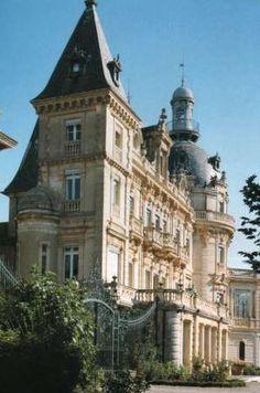 Chateau de La Tour 1887