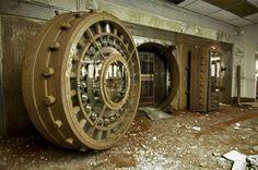 Abandoned Vault